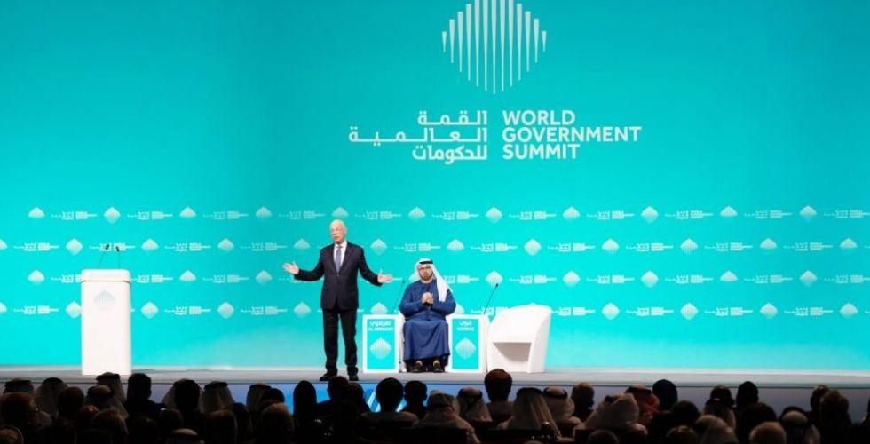 شارك في افتتاح أعمال القمة العالمية للحكومات بحضور محمد القرقاوي