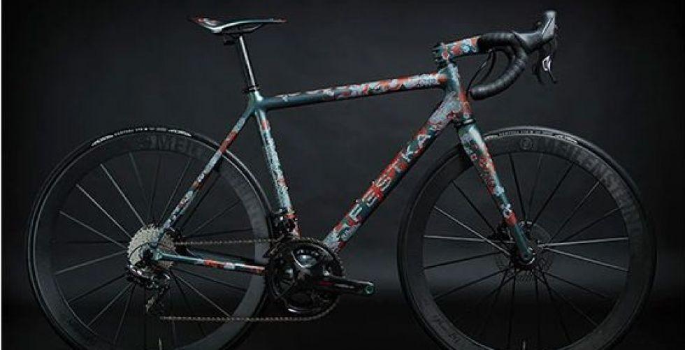 الدراجة- التحفة لمن يحب الرسوم الآسيوية
