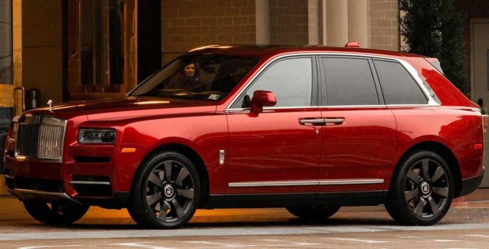 Rolls-Royce  تنضم إلى احتفاليّة الصّين