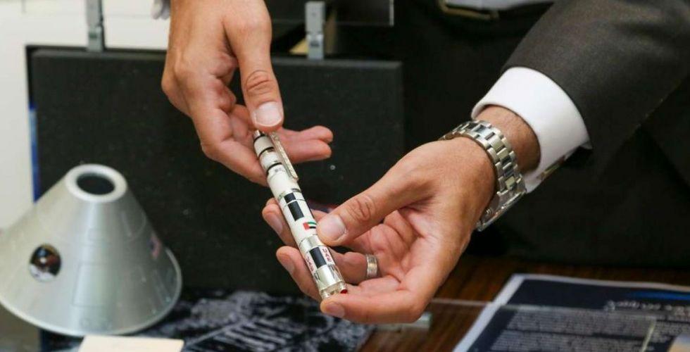 قلم من Montegrappa إلى حاكم الإمارات.. قصّة فضاء جديدة!