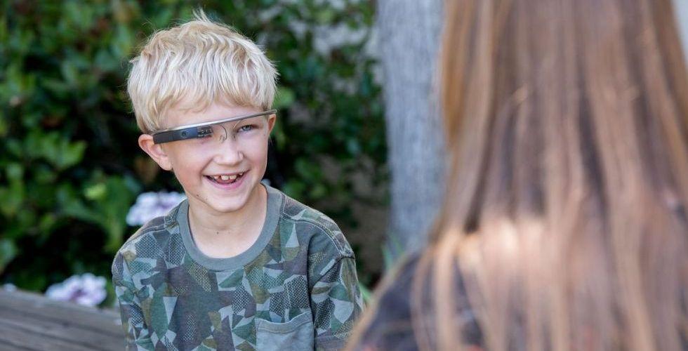 Google Glass تُنقذ ذوي التّوحد