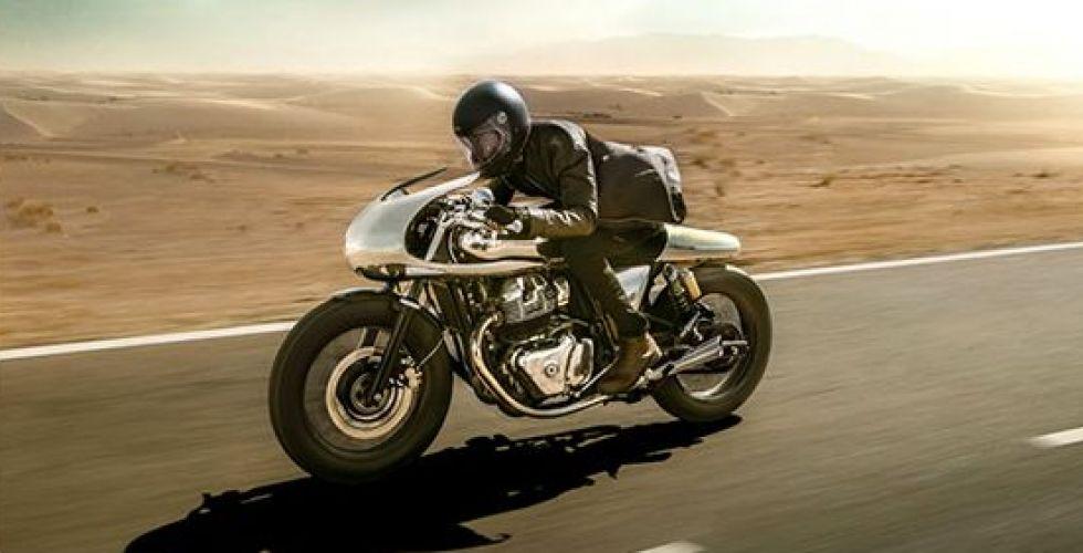 دراجة نارية من فولاذ