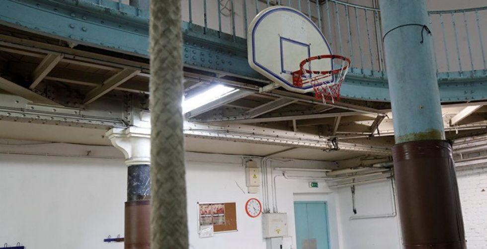أقدم ملعب لكرة السلة موجود في باريس