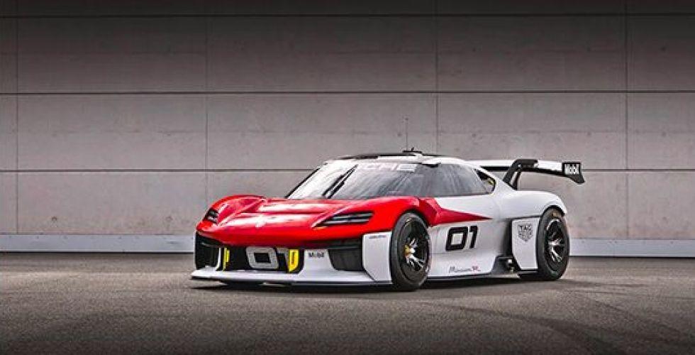 اليكم سيارة بورش في المستقبل