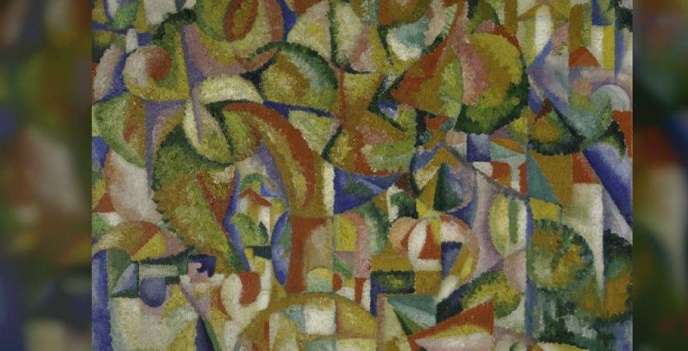اللوفر أبوظبي في معرض لعمالقة الفن الحديث