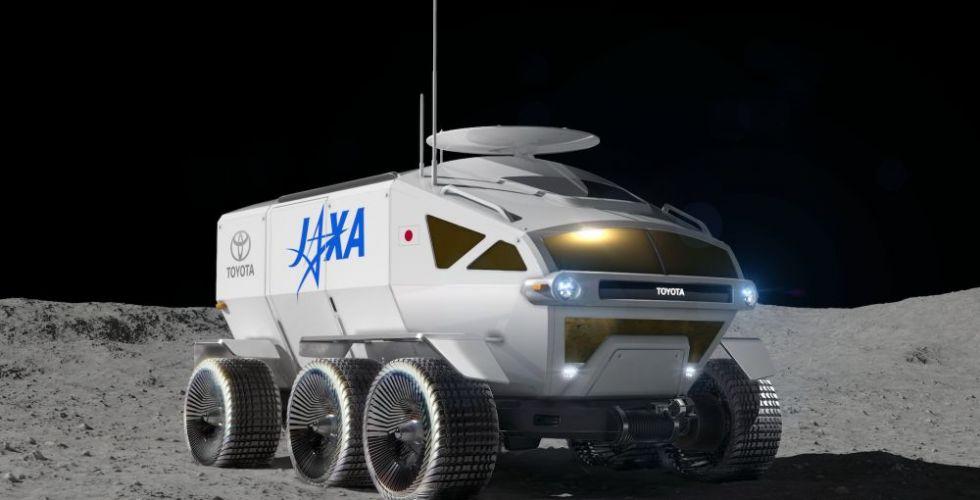 تويوتا تلامس القمر.. وJAXA داعم أساسيّ