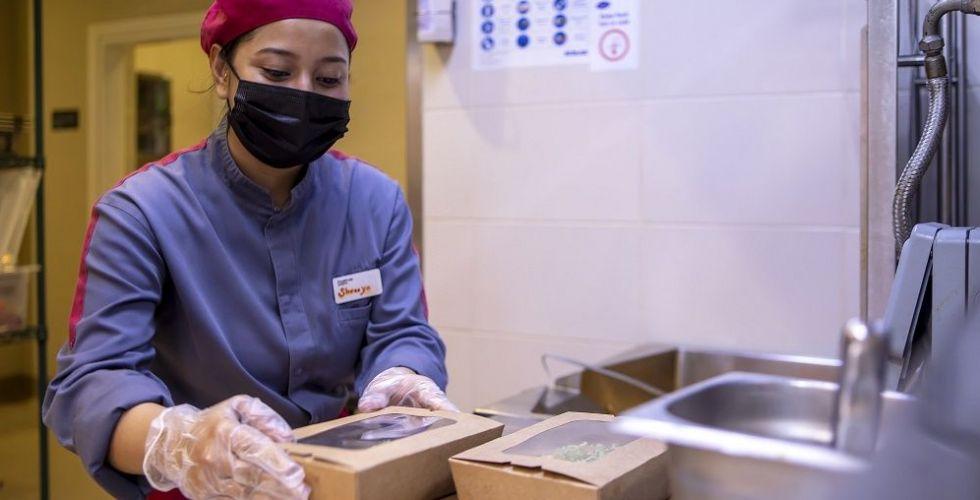 فنادق ومنتجعات هيلتون تتبرع بأكثر من 4,000 وجبة