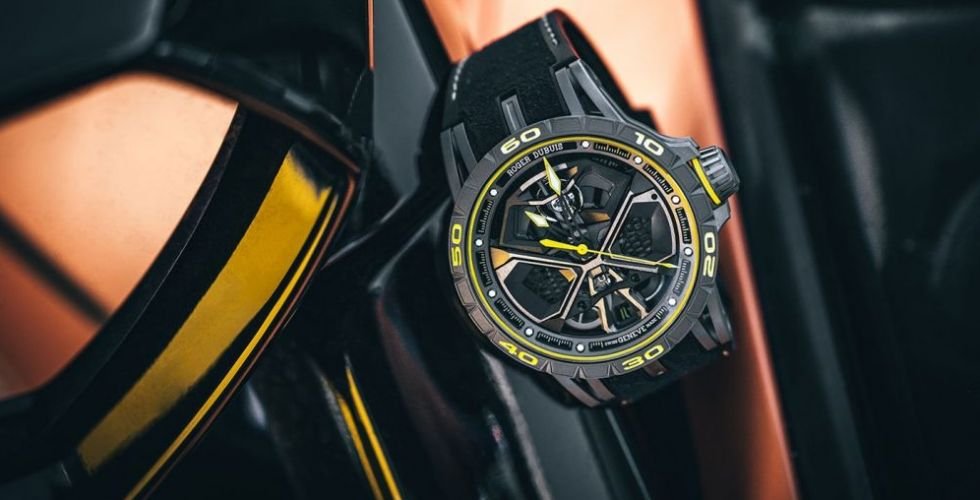 Roger Dubuis و Lamborghini  معًا