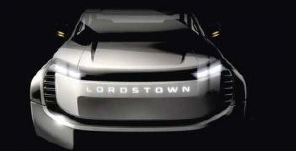 Lordstown Motors وتسويق سيارة بيك آب كهربائية