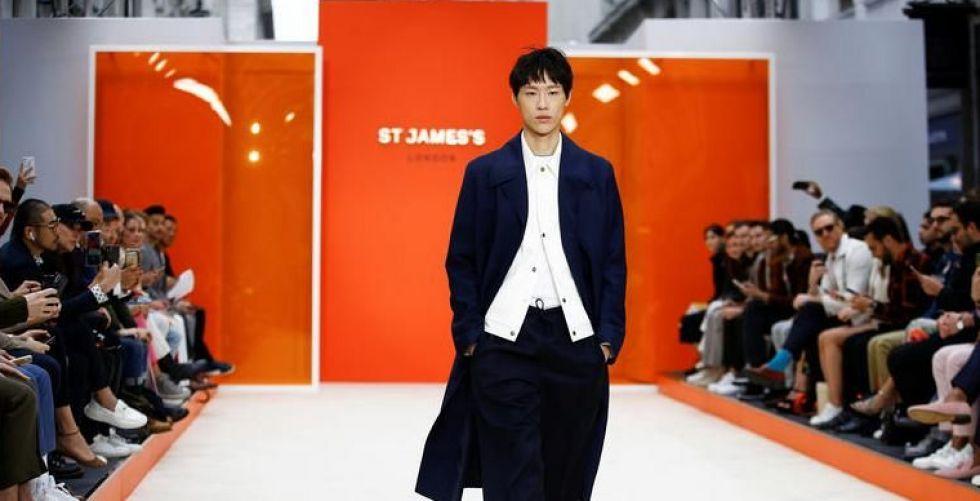 أسبوع الموضة للرجال في لندن وارتفاعٌ في المبيعات