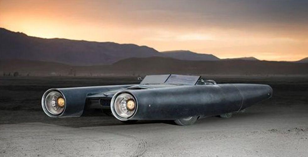 سيارات صحراوية غريبة عجيبة