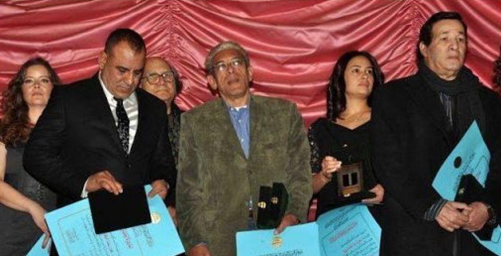 جوائز وتكريم في مهرجان جمعية الفيلم المصرية