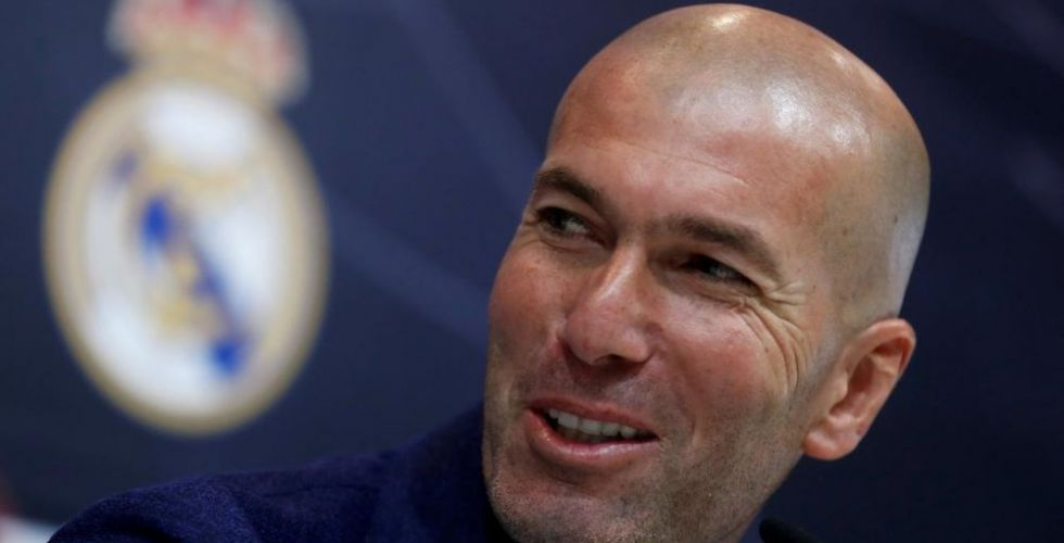 زيدان سيغيّر تشكيلة ريال مدريد
