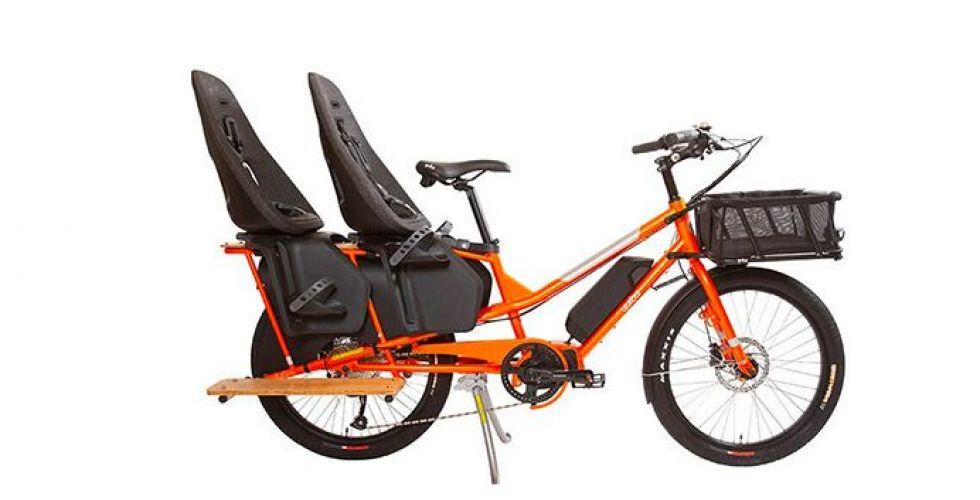 دراجة متطورة للعائلات
