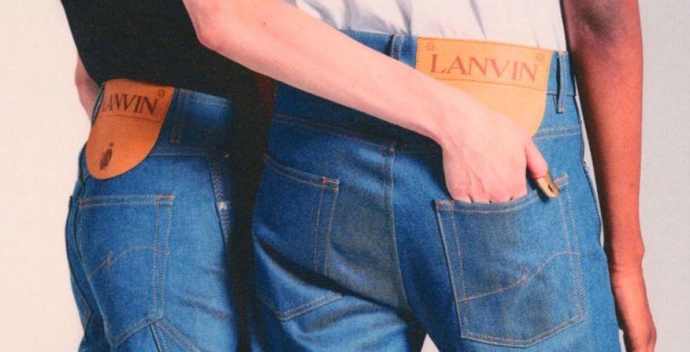 Lanvin  تعود بالزمن مع مجموعتها الجديدة