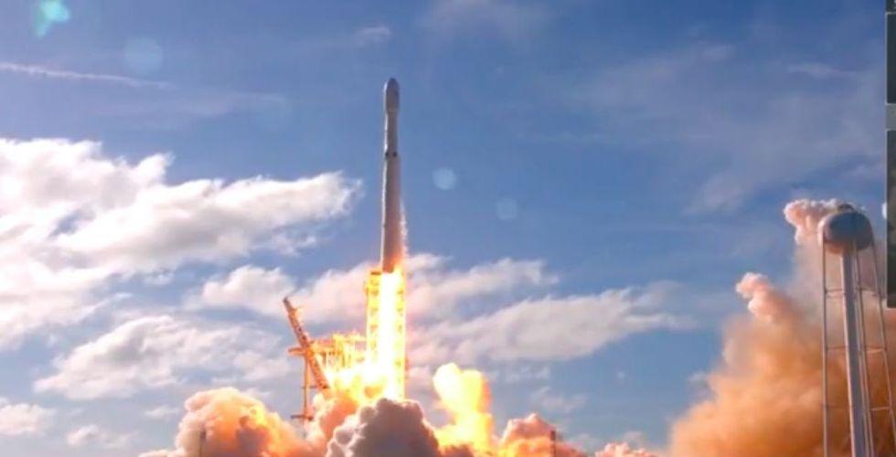 شركات الفضاء النّاشئة تجمع مليار دولار