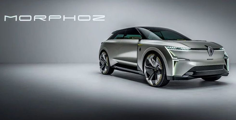 رينو في سيارة المستقبل