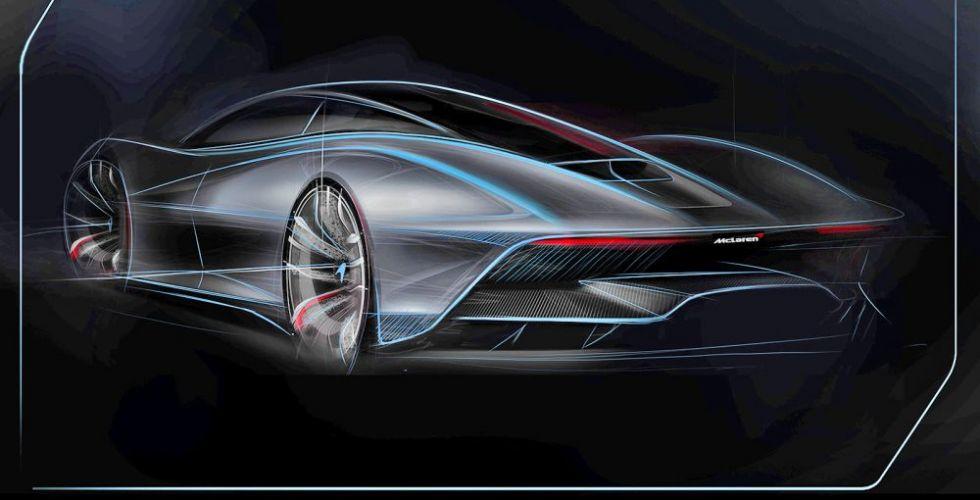 McLaren Speedtail الأسرع في العالم ولكن!