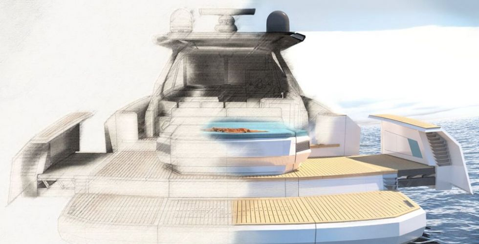 Evo R6.. يخت عنوانه الرّاحة والفخامة!