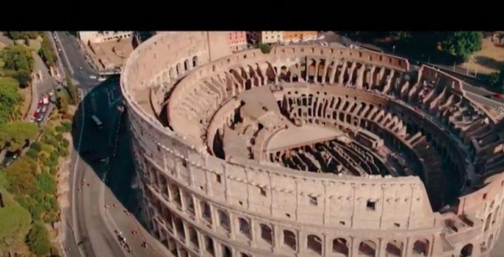 مسرح قتال المتصارعين تُعيد روما أمجاده