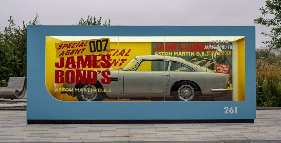 أستون مارتن تستهل حملة لا وقت للموت