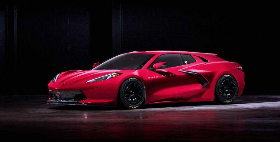 Chevrolet 2020 Corvette جيّدة ولكن!