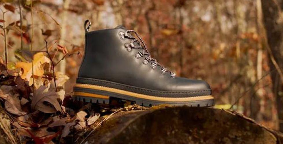الحذاء المقاوم للطقس الصعب
