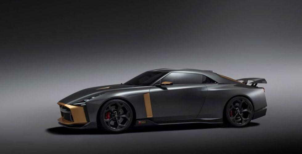 Nissan GT-R50  في مهرجان غوودوود