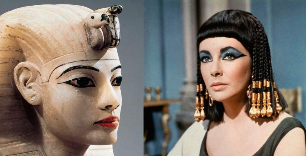مستحضرات التّجميل المصريّة القديمة وطقوس الجمال