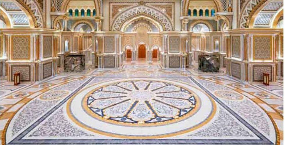 زيارة رائعة للقاعة الكبرى في قصر الوطن