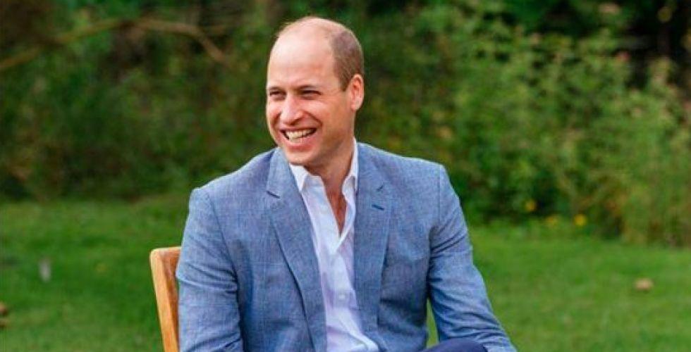 الأمير وليام لرفع الوعي بالصحة العقلي