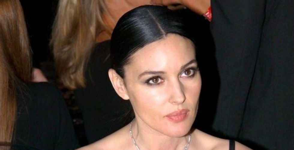مونيكا بيلوتشي في اطلالة ساحرة من مراكش