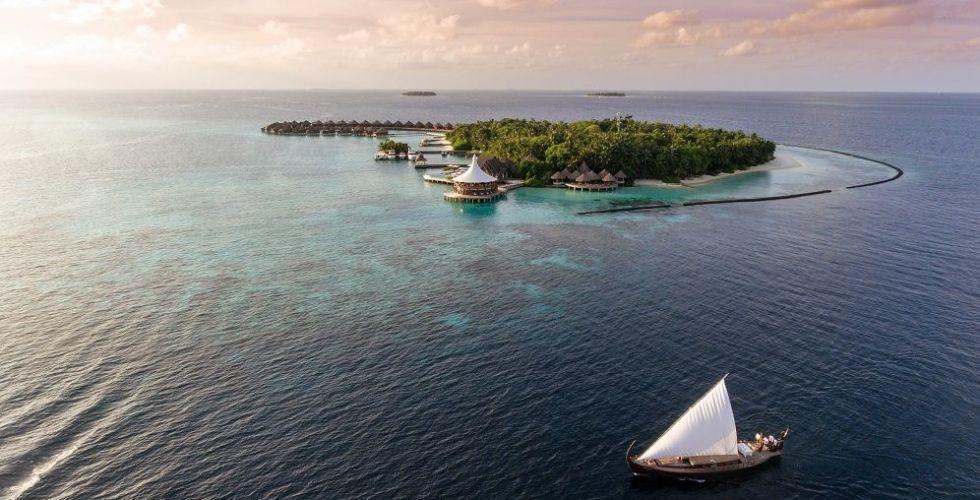المالديف Baros احتفلوا بعيد الأضحى المبارك في باروس