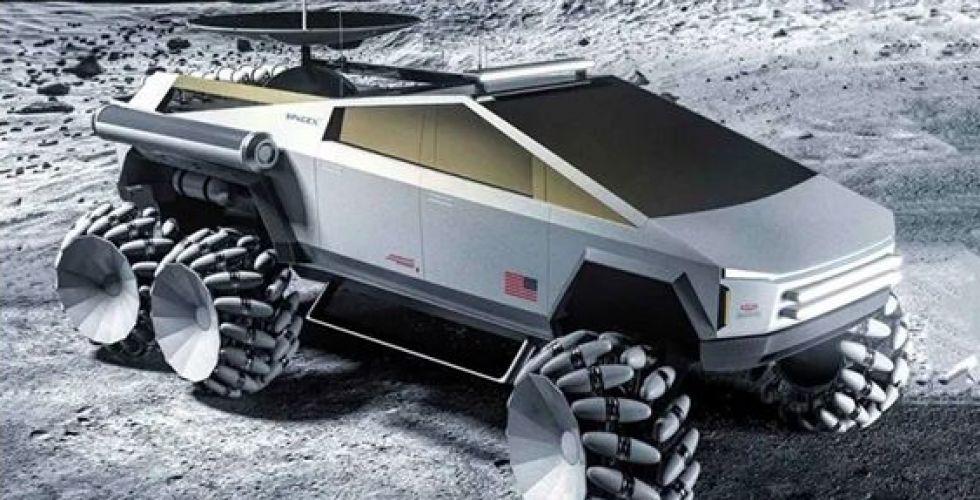 بهذه العربة يمكنك السفر الى النجوم