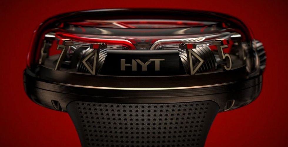 HYT  ساعة تُبرز التّناقض والتّكامل