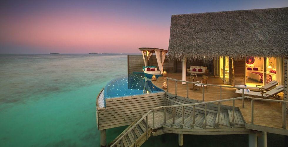 جزيرة ميلايدو المالديف تحوز على تصنيف
