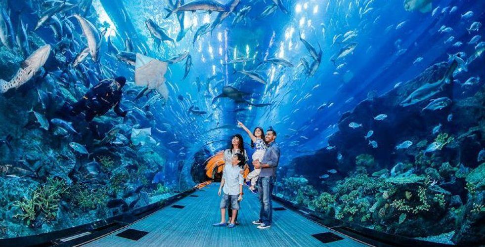 إقامة رائعة في فندق أرماني دبي