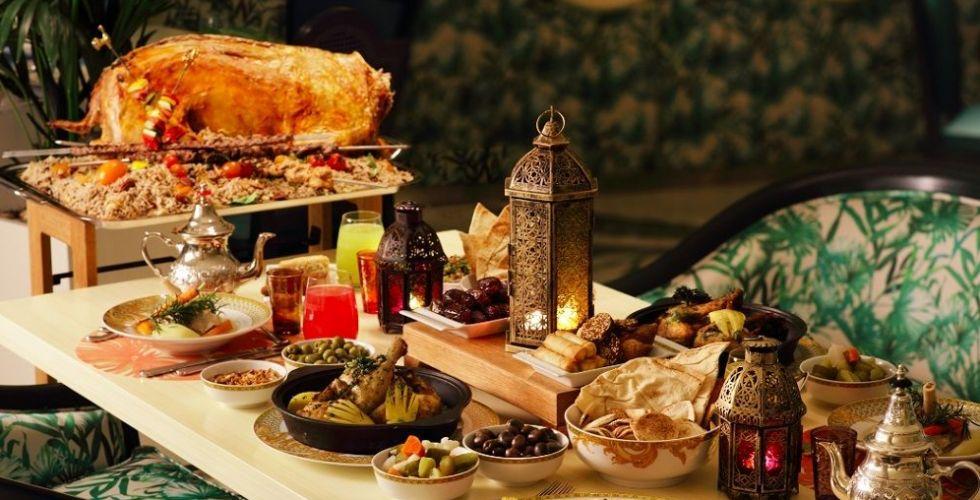 احتفالات بمناسبة الشهر الفضيل في فندق بلازو ڤيرساتشي دبي