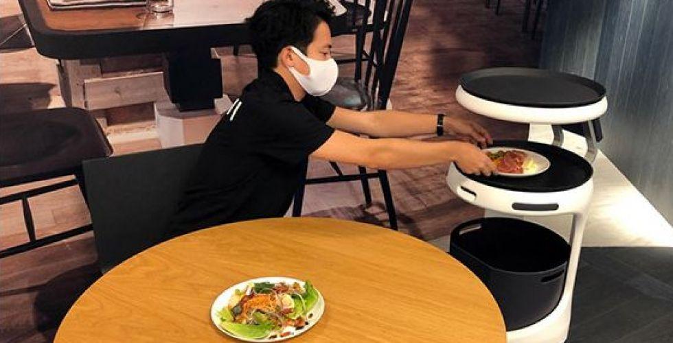 الروبوت الذي يحفظ لك طعامك