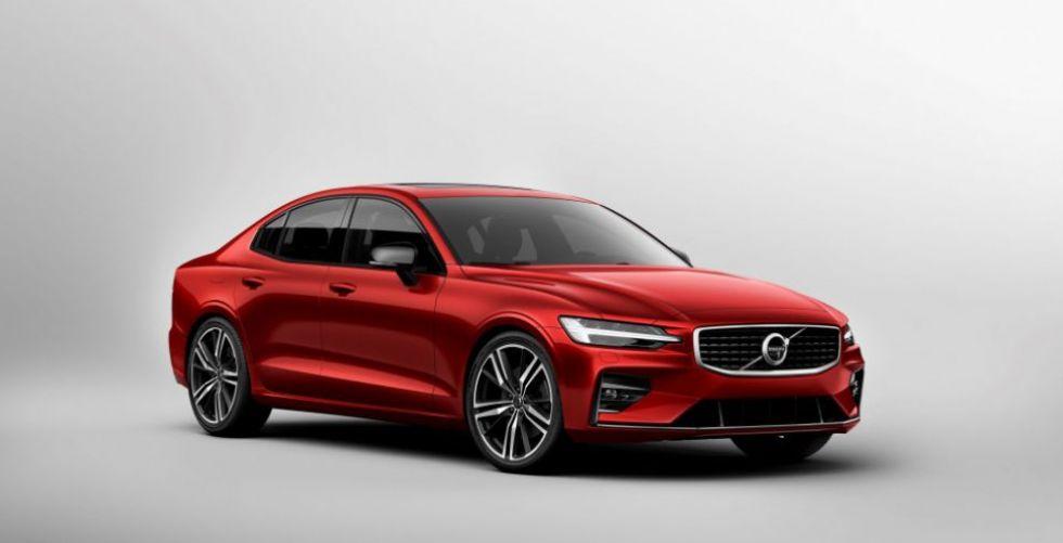 الستايل السويدي يلتقي السّرعة في Volvo S60 2019