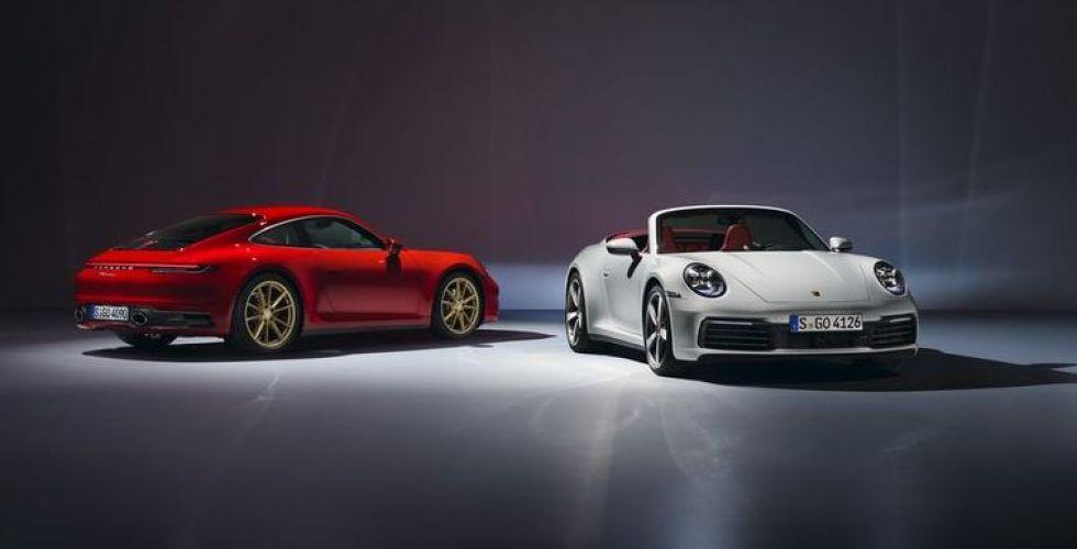إليك ما يجب أن تعرفه عن Porsche 911 Carrera الجديدة