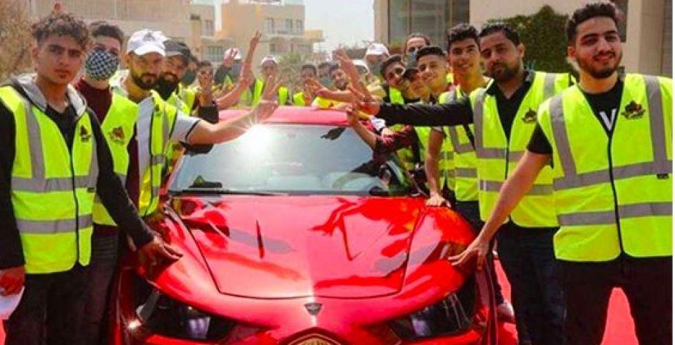 سيارة كهربائية تُنتج في لبنان