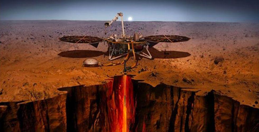 ناسا تفشل في اختراق تربة المريخ
