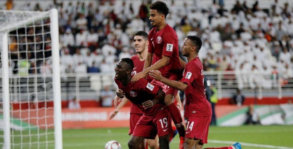 قطر تواجه اليابان بعد سحق الامارات