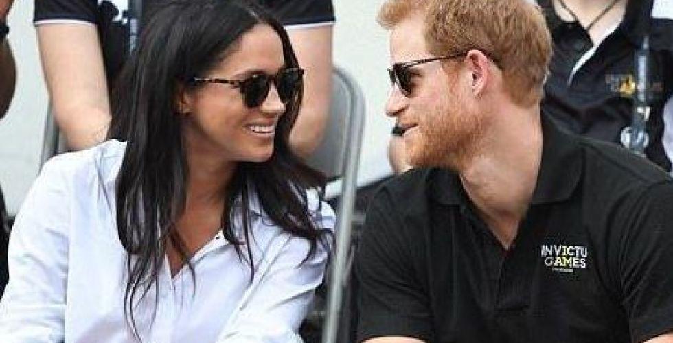 أفضل التمنيات البريطانية للأمير هاري وزوجته