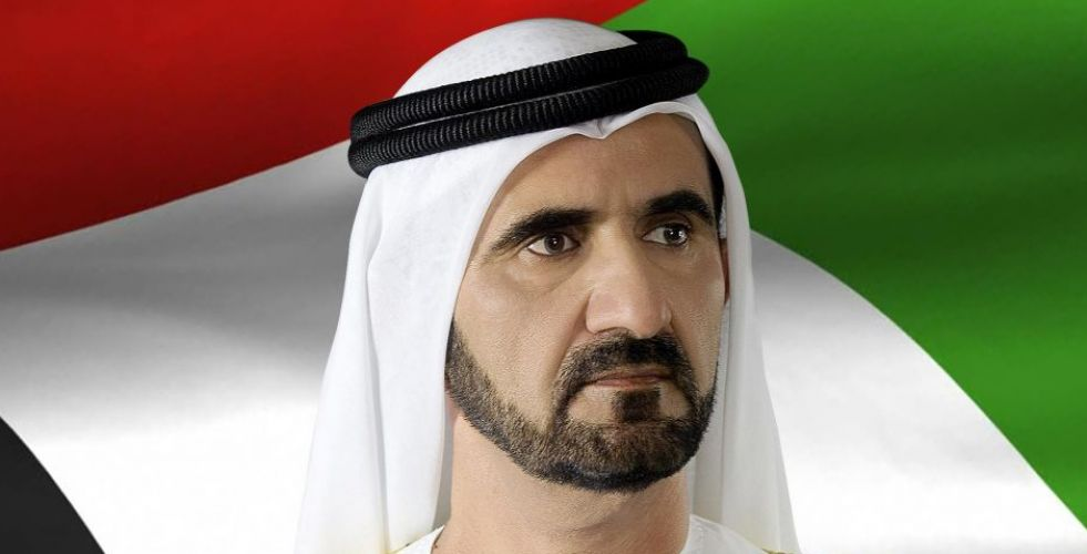 حاكم دبي يرحّب بقداسة البابا فرنسيس