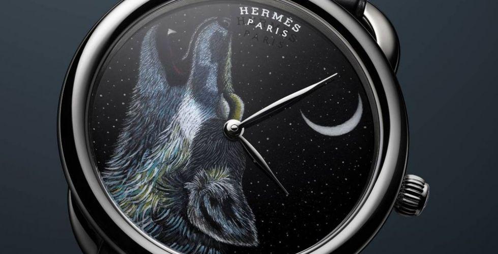 حكاية الذّئب في مجموعة هيرميس الجديدة