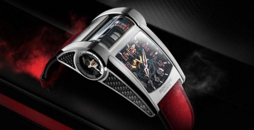 رفاهية مميزة تكريماً ل-Bugatti