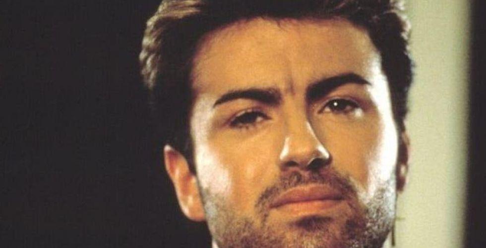 المغني الراحل جورج مايكل