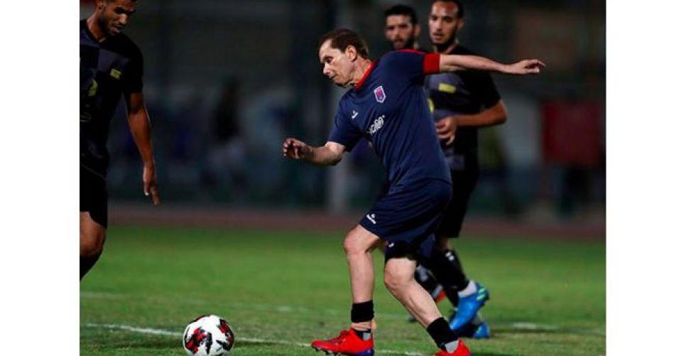 جدّّ كرة القدم مصريّ الجنسيّة